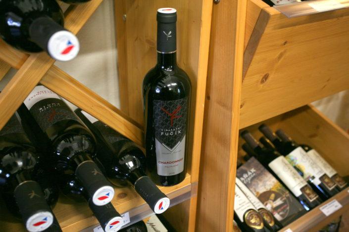 Rodinné vinařství Fučík z Mikulova ja dalším zástupcem moravských vín, která najdete ve vinotéce Dobrý ročník 33 Havlíčkův Brod.