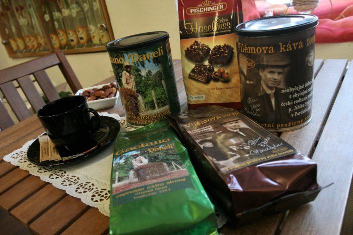 Dobrý ročník 33 nabízí výjimečně dobrou Vilémovu kávu, z malé české pražírny v Pardubicích